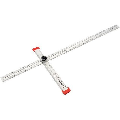 Folding 't' Square - Draper Adjustable Drywall Expert Tee 03078 1200mm -  draper adjustable drywall square expert tee 03078 1200mm