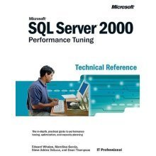 Microsoft® SQL Server 2000TM Performance Tuning Technical Reference
