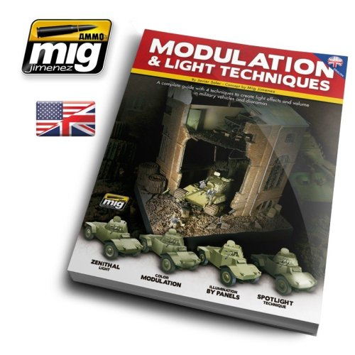 Mig Ammo Books - Modulation and Light Techniques