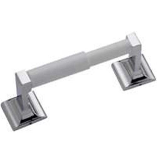 Mintcraft L752-26-03 Toilet Paper Holder, Bright Chrome