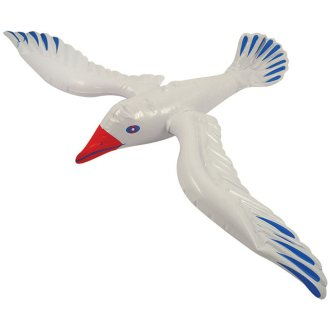 Bristol Novelty Inflatable Seagull