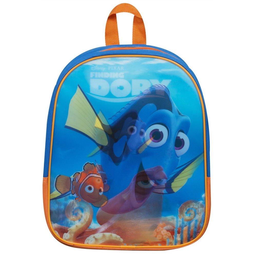 7a3f16e2 ... Disney Children Kids Sambro Find Dory Lenticular Backpack School Gift  Travel Junior Bag - 2 ...