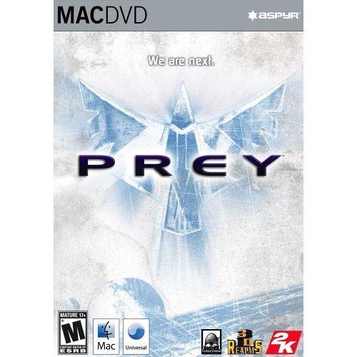 Prey (Mac/DVD)