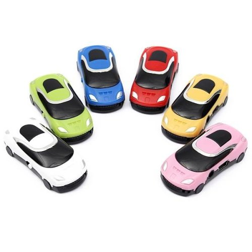 Mini Car Style USB Digital MP3 Music Player Support Micro SD TF