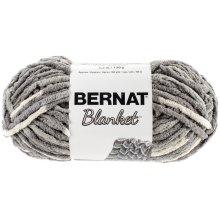 Bernat Blanket Yarn-Silver Steel