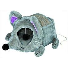 Trixie Lukas Cuddly Cave, 65 x 33 x 35 Cm, Grey - Cavecm -  x trixie lukas cuddly cave 65 33 35 cm grey