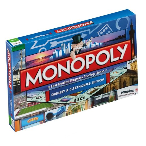 Grimsby Monopoly Game