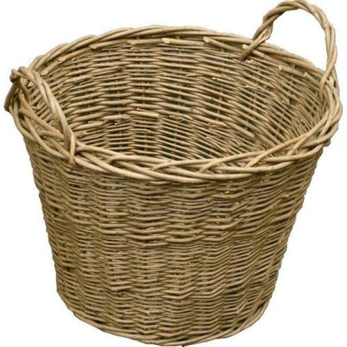 Somerset Log Basket with Lining