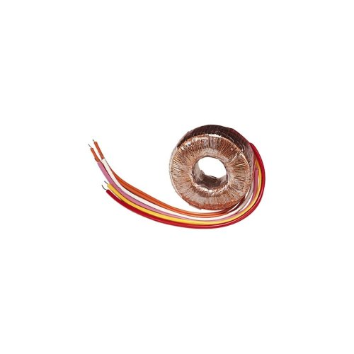 High Quality Toroidal Transformer - Outputs (V ac) 0-35, 0-35
