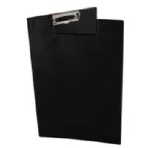 Q-CONNECT KF01300 A4 PVC Black clipboard