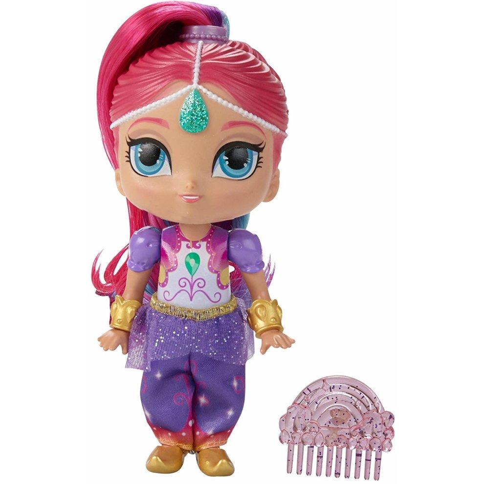 Shimmer & Shine Genie Rainbow Shine 6 Inch Doll