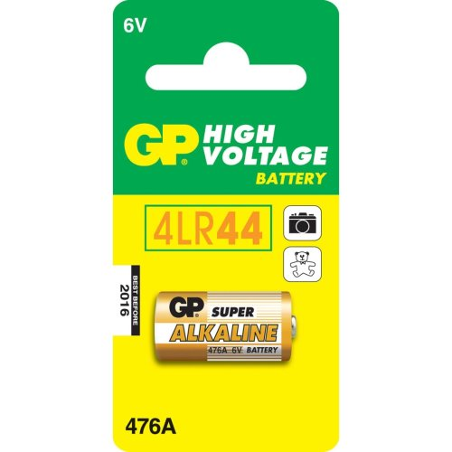 GP Batteries High Voltage 476A Alkaline 6V non-rechargeable battery