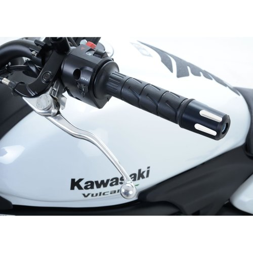 R&G Bar End Sliders for Kawasaki 650 VULCAN S  2015 onward / VULCAN CAFÉ