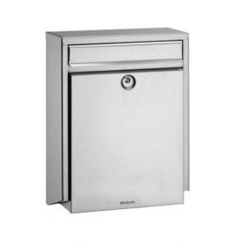 Brabantia B100 Stainless Steel Post Box