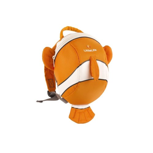 LittleLife Toddler Child Animal Daysack Clownfish