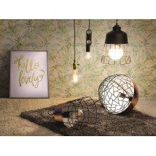 LED Light Bulb - Low Energy - Warm White - 6W, E27, 6x10.5 cm