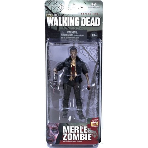 The Walking Dead TV Series 5 Merle Dixon Action Figure