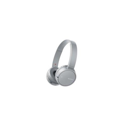 Sony WHCH500H Binaural Head-band Grey headset