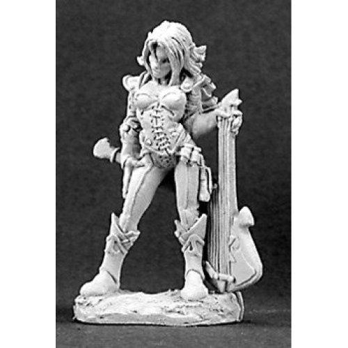 Reaper Dark Heaven Legends 03098 Astrid, Female Chronicler