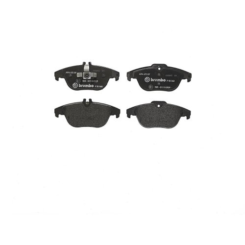 Brembo P50068 Rear Disc Brake Pad - Set of 4