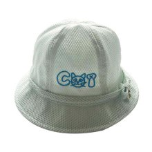 Cotton Hat Baby Cap Summer Hat Foldable Beach Hat Lovely Sunhat Great Gift Blue