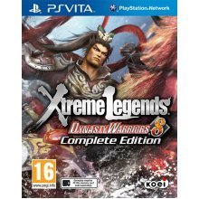 Dynasty Warriors 8 with Xtreme Legends PS Vita