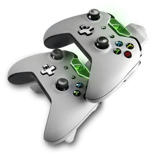 Energizer 2X Charging System for Xbox One - White