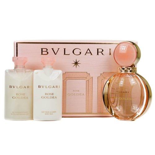 Bvlgari Rose Goldea 90ml Eau De Parfum Gift Set