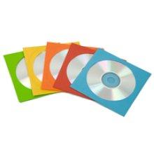 Fellowes 9068901 Sleeve case 1discs Multicolour