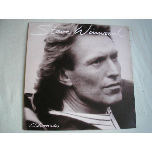 Steve Winwood - Chronicles UK vinyl LP 1982