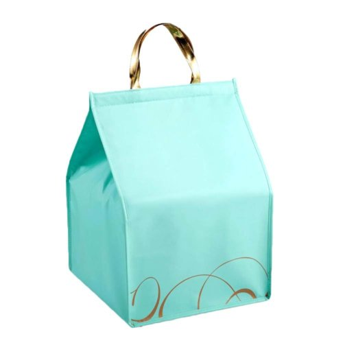 Reusable Grocery Bag Cake Insulated Bag Cake Cooler Carrier  - 07