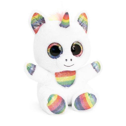 Animotsu Rainbow Sparkle Unicorn Plush Toy