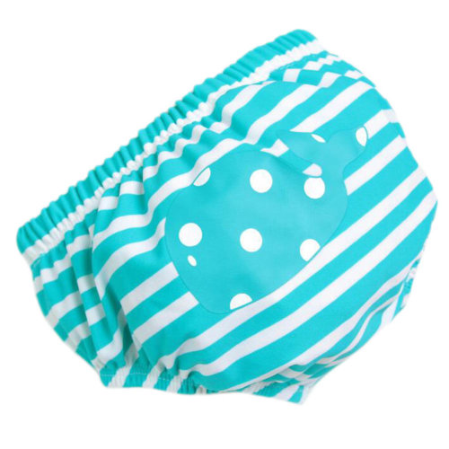 Baby Toddler Reusable Swim Diaper Adjustable Absorbent Fits Diapers, A07