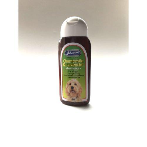 Jvp Dog Chamomile & Lavendar Shampoo 200ml (Pack of 6)