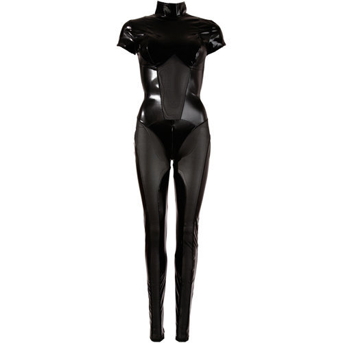 Jumpsuit Kiara black Small Ladies Lingerie Party Clothing - Cottelli Collection