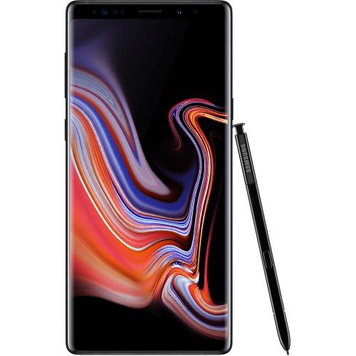 (Unlocked, 128GB) Samsung Galaxy Note9 Dual Sim | Midnight Black
