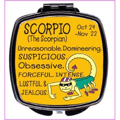 Scorpio Compact Mirror