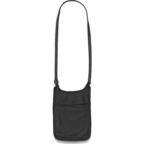 Pacsafe Coversafe S75 Secret Neck Pouch (Black)