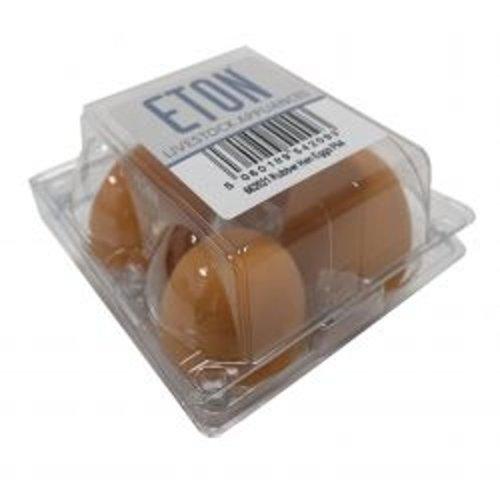 Eton Rubber Nest Eggs (4pk)