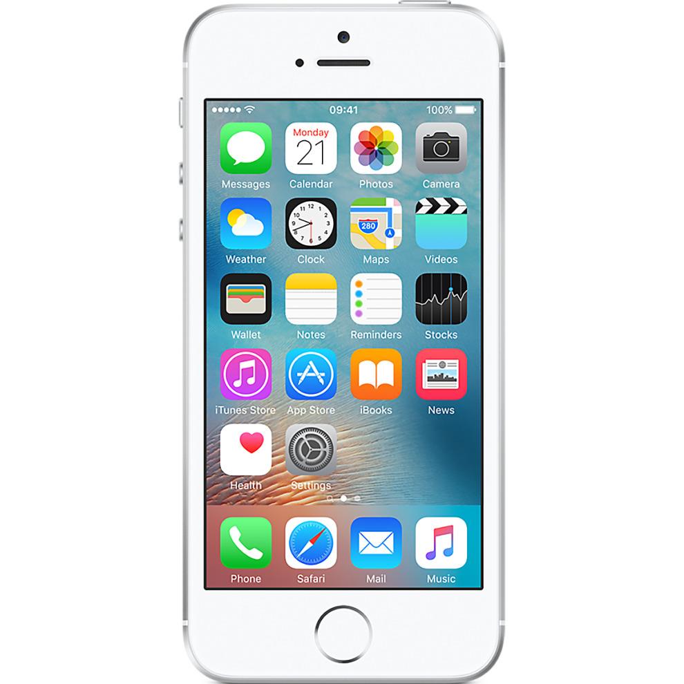 Vodafone, 64GB Apple iPhone SE - Silver