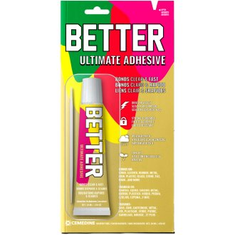 Better Ultimate Fast Dry Adhesive-.67Oz