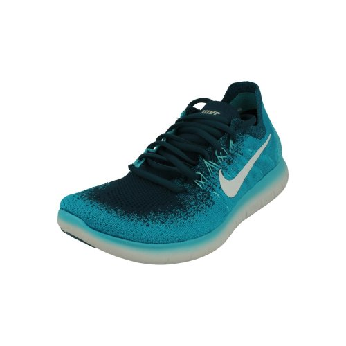 low priced 42707 9fc52 Nike Free RN Flyknit 2017 Mens Running Trainers 880843 Sneakers Shoes on  OnBuy