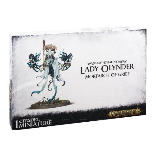Games Workshop - Warhammer Age of Sigmar - Nighthaunt Lady Olynder