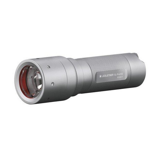 Ledlenser 501067 SL-PRO 220 Torch (Test-It Pack)