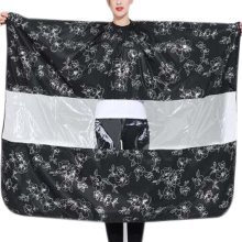 Hairdressing Gown Cloth Wrap Protect Hair Design Hair Cutting Cape Haircut Apron