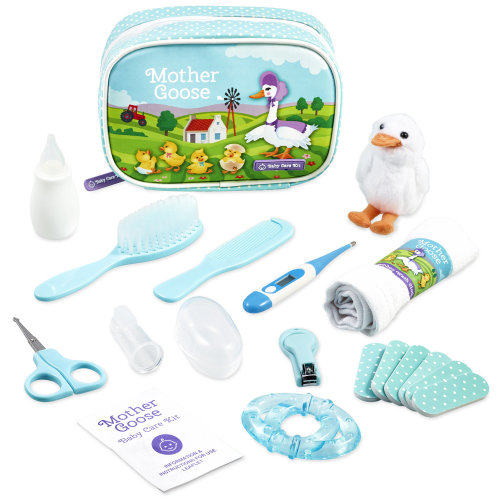 Yellodoor Mother Goose Baby Grooming and Care Kit 17 Pcs