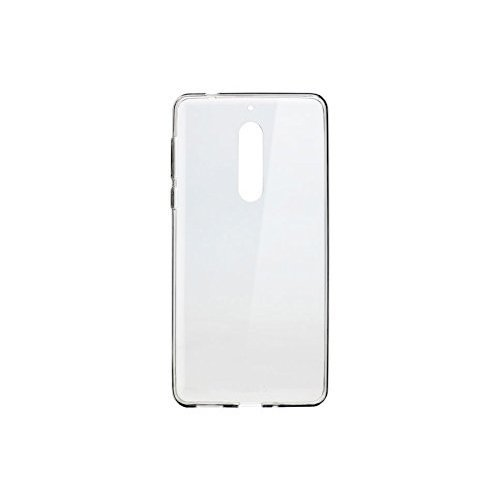 Nokia Slim Crystal Clear Silicone Cover 5