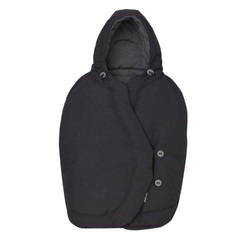 Maxi-Cosi Car Seat Footmuff Pebble Plus/Pebble (Black Raven)