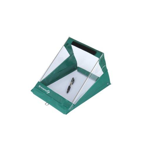 A4 Portrait Waterproof Clipboard - RainWriter - Green - LIFETIME WARRANTY