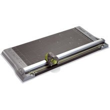 Rexel SmartCut A445 4 in 1 Trimmer A3 Charcoal 10 Sheet Capacity and Transparent Ruler